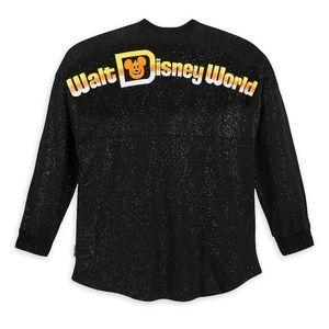 New Disney Parks Halloween glitter spirit jersey